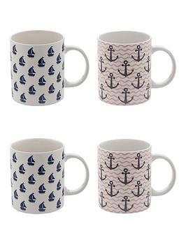 sabichi-set-of-4-nautical-mugs