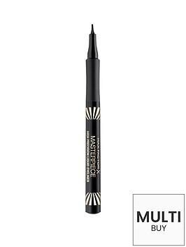 max-factor-master-piece-high-precision-liquid-eye-liner-velvet-black-amp-free-max-factor-cosmetic-bag
