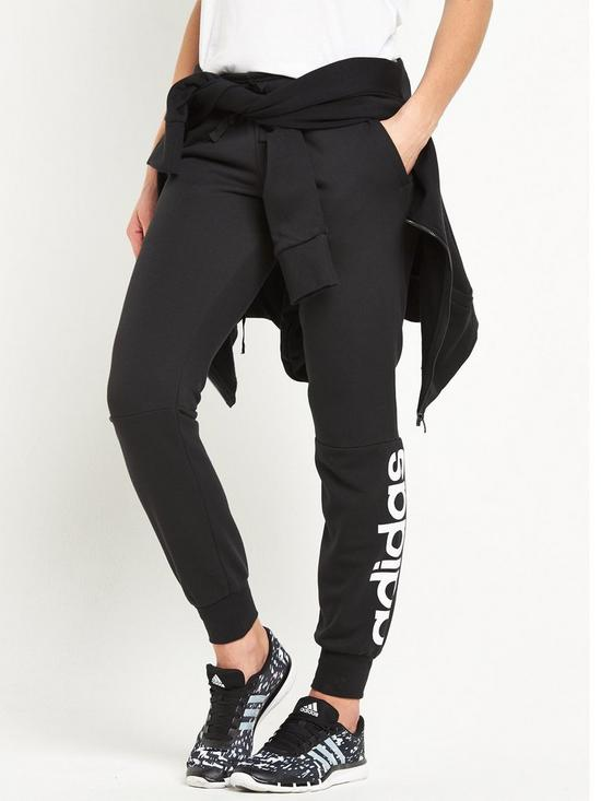 2d40bb97add adidas Essentials Linear Pant | very.co.uk