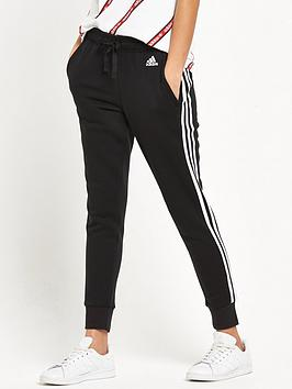adidas-essentials-3-stripe-tapered-pant
