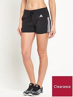 adidas-essentials-3-stripe-short