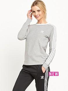adidas-originals-3-stripes-long-sleeve-tee