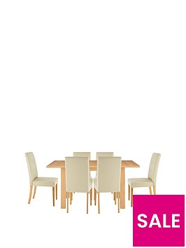 primonbsp120-160-cm-extending-dining-table-6-derby-chairs-buy-and-save