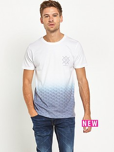 river-island-faded-print-t-shirt