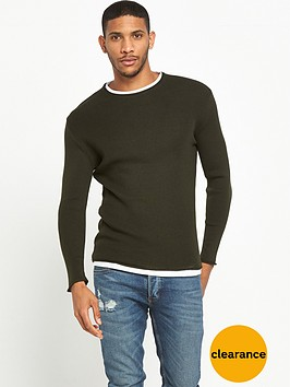 river-island-double-layer-longline-jumper