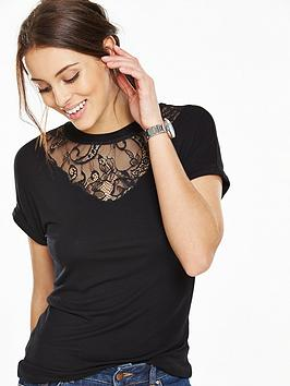 v-by-very-lace-insert-tee