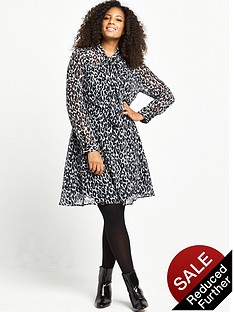 so-fabulous-curve-pussy-bow-skater-dress