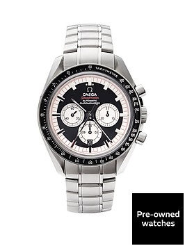 omega-omega-preowned-speedmaster-michael-schumacher-the-legend-edition-reference-350751-mens-watch