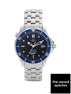 omega-omega-preowned-seamaster-300m-007-edition-reference-25378000-mens-watch-including-paperwork