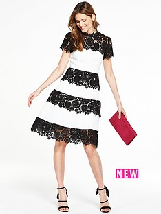 v-by-very-tiered-premium-lace-dress
