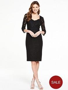 v-by-very-premium-lace-panel-pencil-dress-black