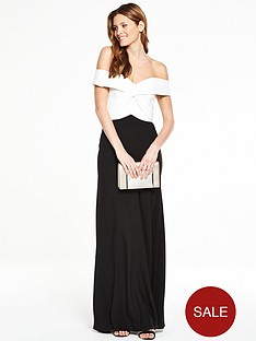 v-by-very-premium-bardotnbspmaxi-dress