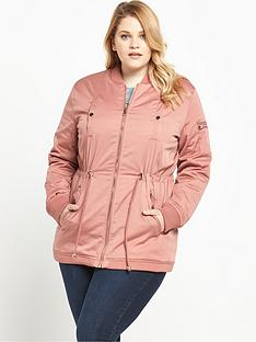 so-fabulous-longline-bomber-blush