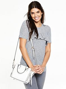 v-by-very-frill-front-stripe-t-shirt