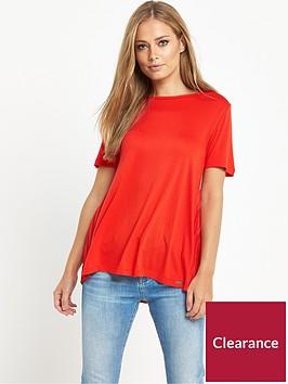 boss-orange-taplisse-pleat-back-t-shirt