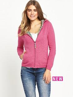 joe-browns-keep-it-simple-hooded-knit-pink