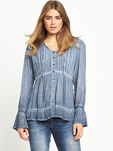 joe-browns-california-soul-blouse-blue