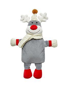 reindeer-hot-water-bottle