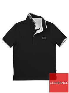 boss-boys-classic-polo-shirt-black