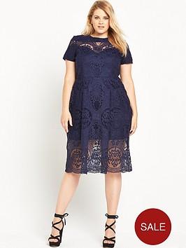 ri-plus-lace-midi-dress