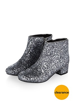 monsoon-girls-super-glitter-ankle-boots