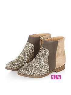 monsoon-girls-mixed-fabric-boot
