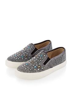 monsoon-girls-mixed-sparklenbspgem-pumps