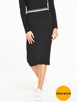 v-by-very-sport-trim-midi-skirt