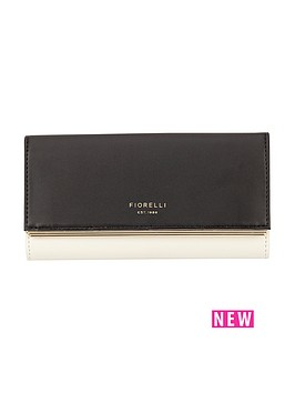 fiorelli-addison-dropdown-purse-monochrome
