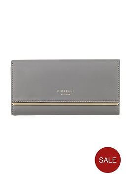 fiorelli-addison-dropdown-purse-grey