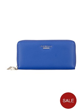 fiorelli-quilted-city-purse-cobalt-blue