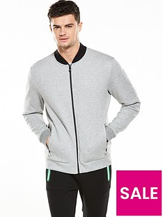 boss-green-embossed-logo-fleece-jacket