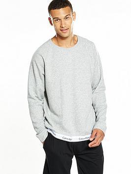 calvin-klein-branded-waist-lounge-top-grey