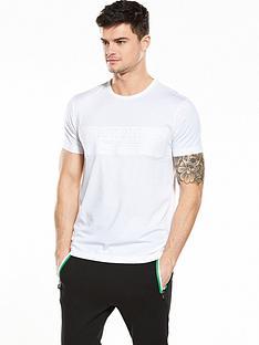 boss-green-embossed-logo-t-shirt
