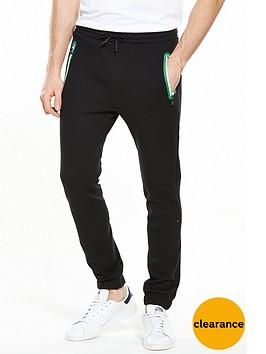 boss-green-sports-cuffed-fleece-pants