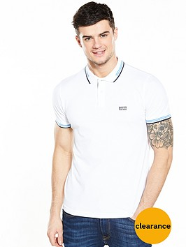 boss-green-tipped-stretch-pique-polo