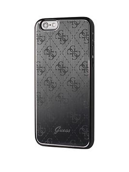 guess-guess-4g-aluminum-plate-hard-case-black-iphone-66s-plus