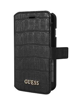 guess-guess-croco-pu-booktype-case-matte-black-iphone-66s