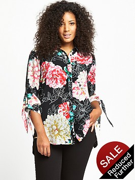 so-fabulous-curve-tie-sleeve-shirt