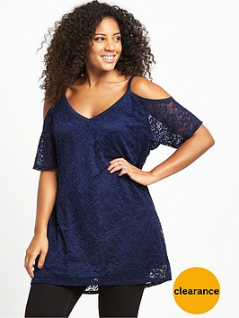 v-by-very-curve-curve-lace-cold-shoulder-tunic-top