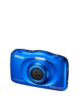 nikon-coolpix-w100-blue