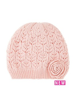 monsoon-monsoon-lacey-flower-pearl-beanie-hat