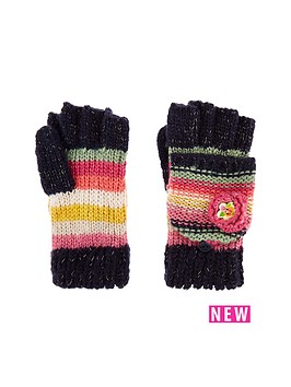 monsoon-rosette-stripe-capped-gloves