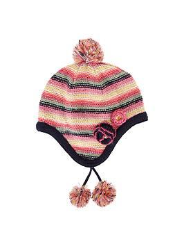 monsoon-rosette-flower-stripe-hat