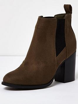 river-island-block-heel-chelsea-boot