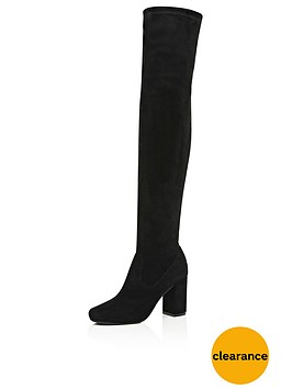 river-island-pazzy-over-the-knee-boot
