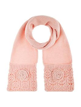 monsoon-lacey-flower-pocket-scarf