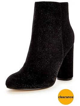 moda-in-pelle-zola-round-block-heel-velvet-ankle-boot