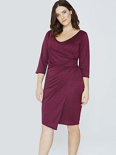 girls-on-film-curve-girls-on-film-curve-longsleeve-ruched-midi-dress