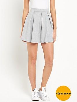 miss-selfridge-ponte-skater-skirt